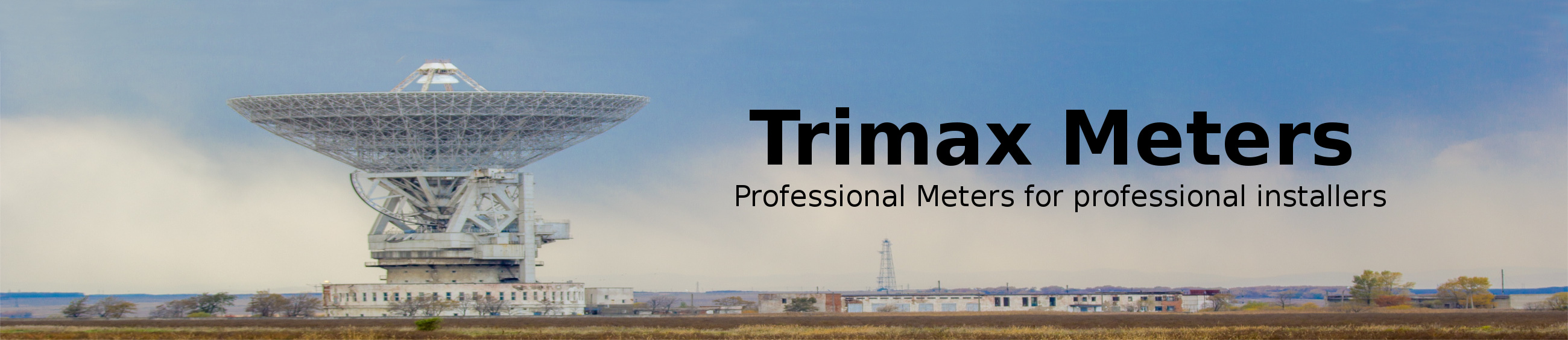 Trimax Meters